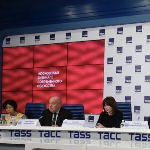 長谷川教授が「第7回モスクワ・ビエンナーレ2017」のキュレーターに就任