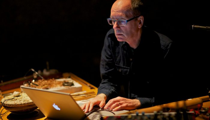 """David Toop Special Lecture """"Boundaries Of Practice Based On Listening"""""""