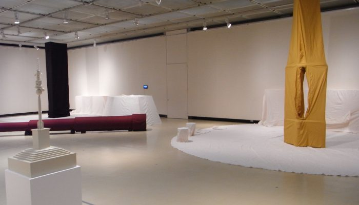 特別講義 白川昌生「記憶と美術館:彫刻とモニュメントをめぐって」