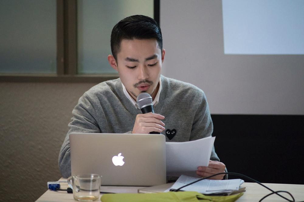 """金奉洙 """"芸術・文化の分野において 日本と韓国の交流に役立つ仕事に 就きたいと思っています"""""""