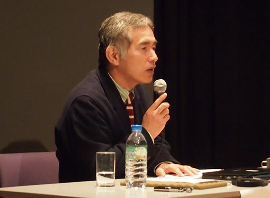 特別講義   後小路雅弘 「東南アジアの『美術』の歴史」