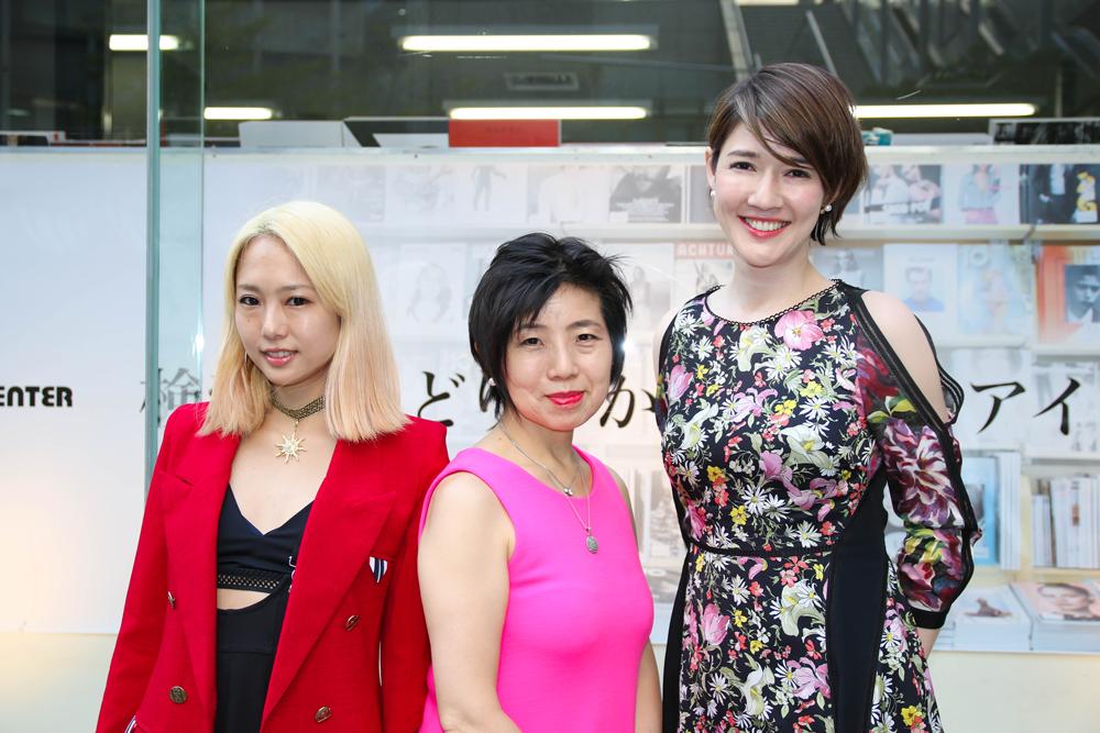 『破壊しに、と彼女たちは言う──柔らかに境界を横断する女性アーティストたち』刊行記念トークイベント