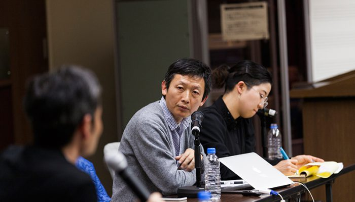 Special Lecture Report 田中功起  意図の向こうへと導かれる: フー・ファン(胡昉)の思考に触れながら