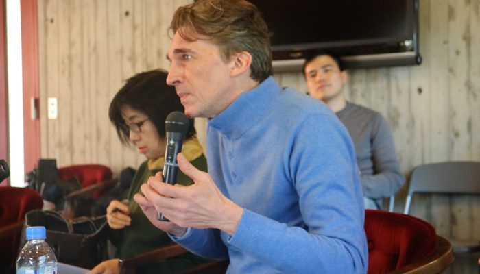 Special Lecture Report | Eri KAWADE Archiving TUA Lectures By Nicolas BOURRIAUD