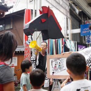東京藝術大学+コペンハーゲン大学共同研究プロジェクトコラボレーション・コミュニティ・コンテンポラリーアート(CCCA)ワークショップ