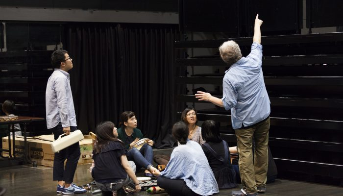 Special Lecture Report グローバル時代の芸術文化概論 マイケル・スペンサー「Sound Thinking」 Part2