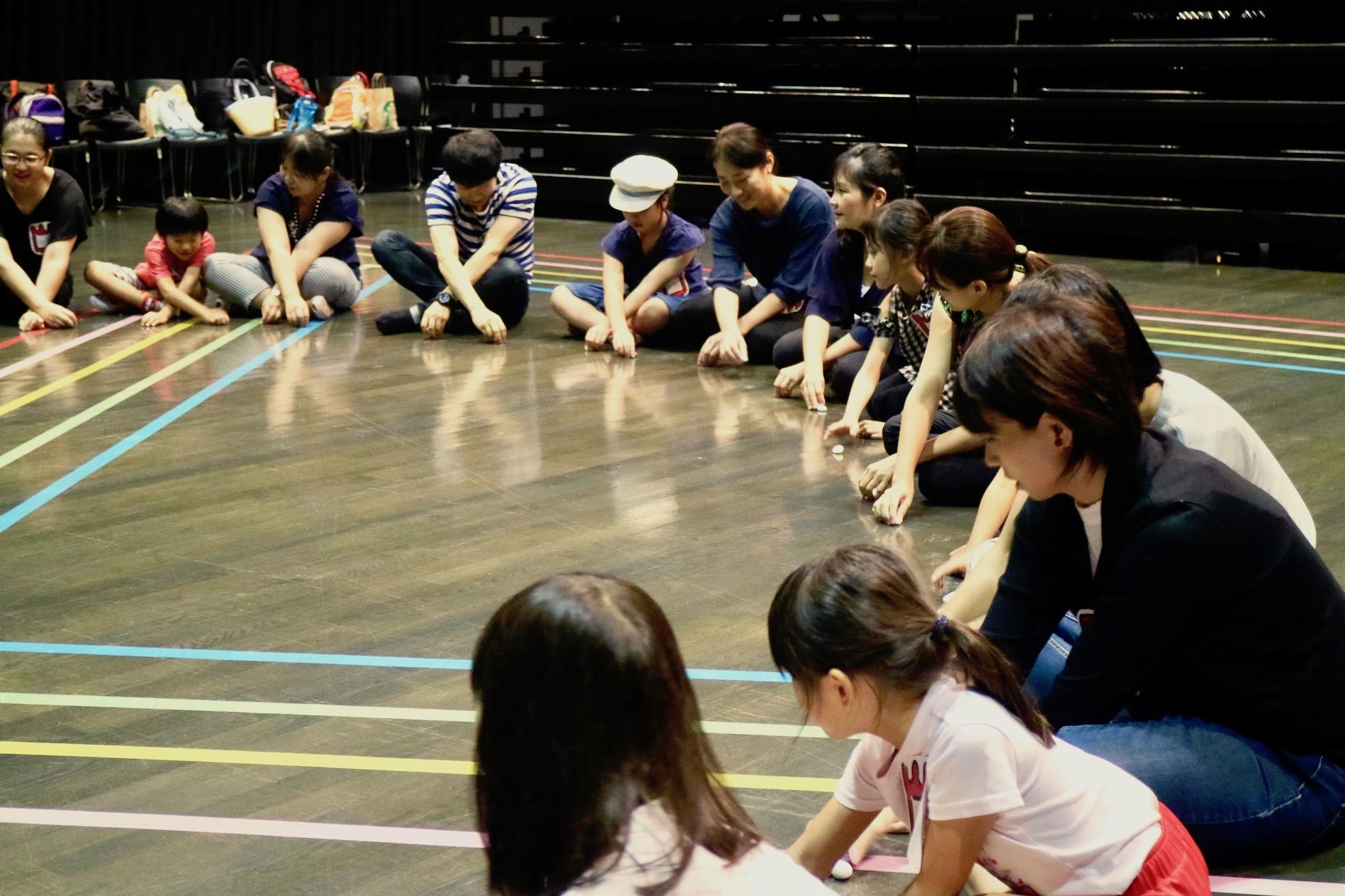 2018年度 東京藝術大学 公開講座藝大ムジタンツクラブ(前期) 開催レポート