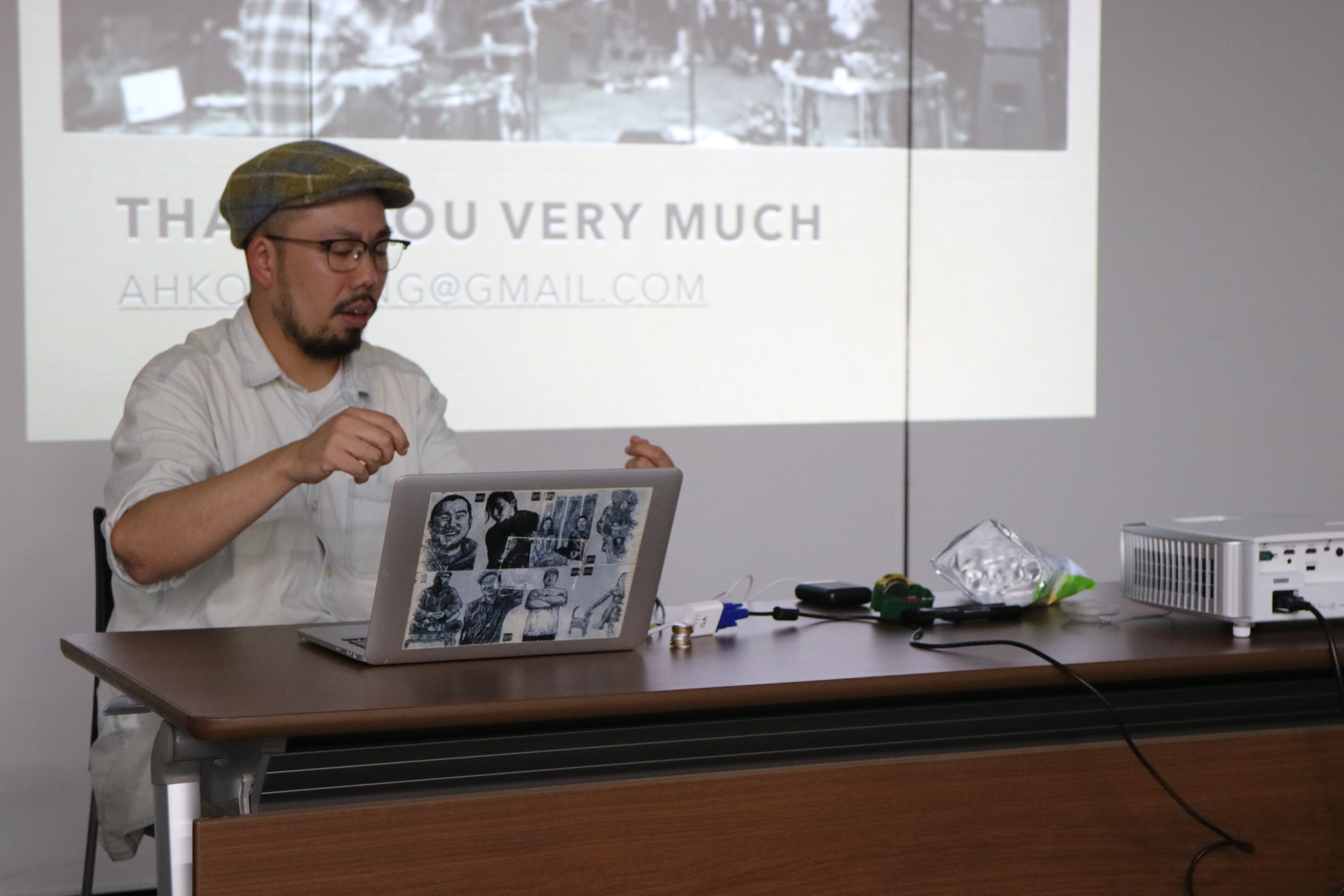 "Special Seminar Report""The Underground Music Scene In HK In A 'Post-Hidden Agenda' Period"""