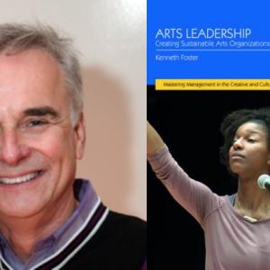 """特別講義:グローバル時代の芸術文化概論 """"Creating Sustainable Arts Organizations"""""""