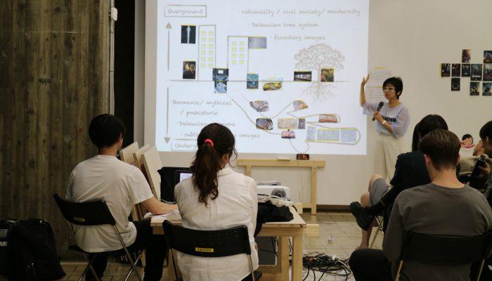 特別企画「長谷川祐子研究室主催チュートリアル」開催のご案内