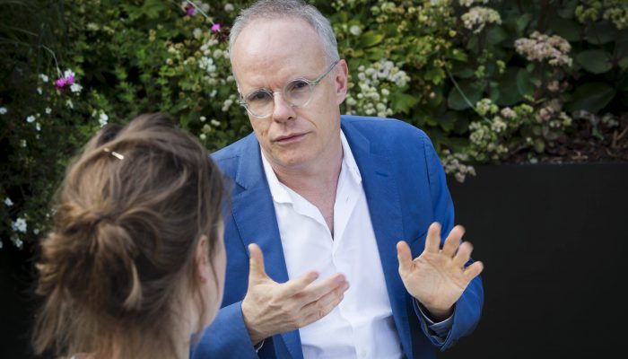"""Special Lecture Introduction To Art And Culture In The Global Age               Hans Ulrich Obrist : """"Think Like A Cloud: Where Is Contemporary Art Going?"""""""