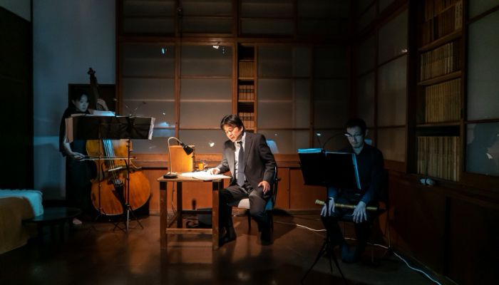 """THE鍵KEY"" Was Selected The 19th (2019) Keizo Saji Prize Given By The Suntory Foundation For The Arts"